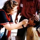Segunda etapa da vacinação contra poliomielite neste sábado