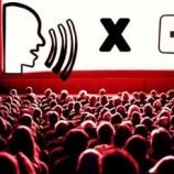 Observações de uma petropolitana: cinema dublado