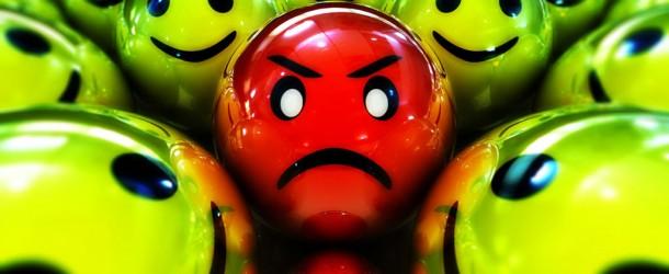 13 de novembro é o Dia do Mau Humor; saiba se você é ou se só está mau humorado
