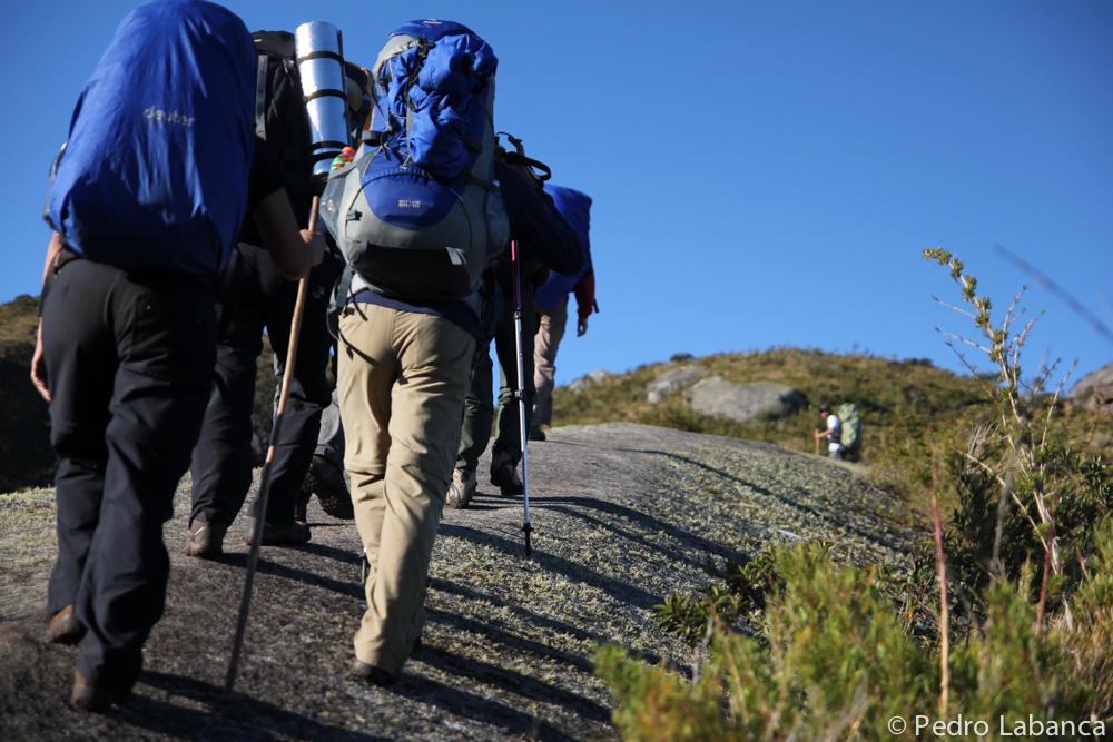 [Esporte] Trekking: caminhada rumo a trilha