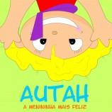 """""""Autah defende a criatividade das crianças e o modo particular que cada um encontra para ser feliz"""", diz o escritor Breno Monteiro"""