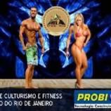 Theatro Dom Pedro será palco de Campeonato de Musculação e Fitness neste sábado