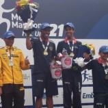Pé de Vento/Caixa vence Meia Maratona Faz um 21 em Petrópolis