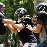 Petrópolis Wolves enfrenta Itaperuna Blackstones em amistoso neste domingo