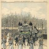 """Exemplar do """"Le Petit Journal"""" é doado ao Museu Imperial"""
