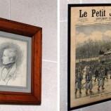 Retrato de d. Pedro II, do acervo do Museu, é exposto na Galeria de Honra da Embaixada do Brasil na França
