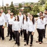 Coral dos Anjos realiza show beneficiente na Casa Cláudio de Souza em prol do Lar Santa Catarina