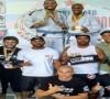 Atletas da equipe CheckMat Fight Serra conquistam medalhas no Campeonato Sulamericano de Jiu-Jitsu Olímpico