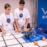 Petropolitanos conquistam 3º lugar em torneio de robótica