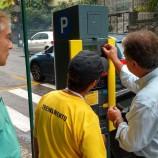 Estacionamento rotativo funcionará nos feriados de Tiradentes e São Jorge