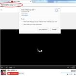 """Golpe no Chrome com falso """"vídeo privado"""" espalha vírus no Facebook"""