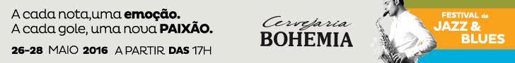 Banner Bohemia Novo – jazz