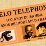 Afro Serra promove roda de samba em comemoração aos 100 anos do primeiro samba gravado no Brasil