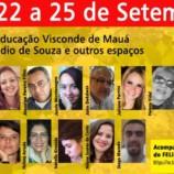 II Festival Literário Petropolitano começa nesta semana