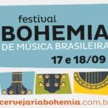 Bohemia promove Festival de Música Brasileira neste fim de semana