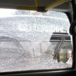 Ônibus colidem em Pedro do Rio