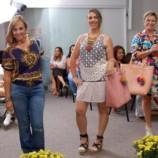 Desfile Solidário arrecada mais de 100 latas de leite para o Lar Santa Catarina