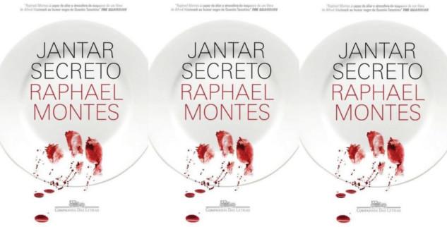 """[Coluna literária] """"Jantar Secreto"""" – Raphael Montes"""