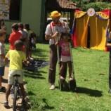 Projeto CIRCOlando acontece na Posse neste domingo
