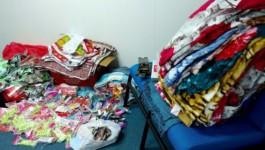 Produtos apreendidos na Operação Papai Noel serão doados a instituições filantrópicas