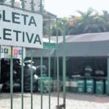 Centro de reciclagem no Carangola será desativado e a coleta seletiva vai ser concentrada em Cascatinha