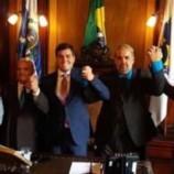 Vereador Ronaldão é eleito para compor a nova mesa do Legislativo Municipal como 1º secretário