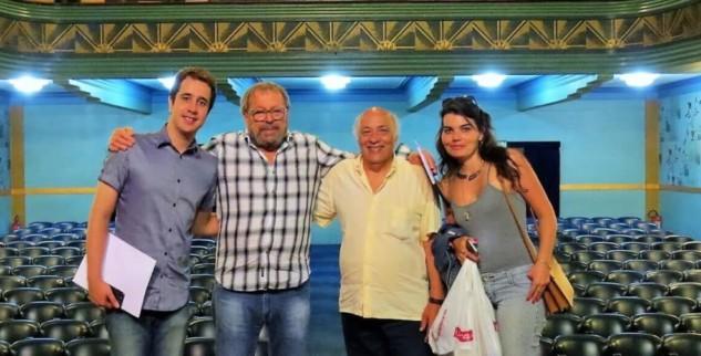 Theatro D. Pedro recebe estreia nacional de monólogo de Carlos Vereza em abril