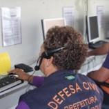 Defesa Civil testa sistema para diminuir o número de trotes