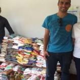 Vestibular Social da Estácio arrecadou mais de 200 kg de alimentos para a APPO
