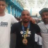 Atletas petropolitanos sobem ao pódio no Campeonato Sulamericano de Jiu Jitsu Olímpico