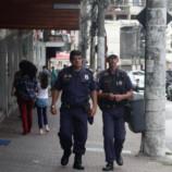 Rua Teresa e Dezesseis de Março agora têm presença constante de homens da Guarda Civil
