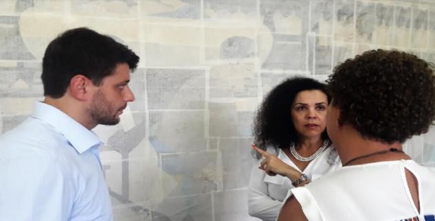 Iphan garante apoio para restauração de bens históricos