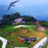 Petrópolis sedia campeonatos de Voo Livre na rampa do Parque São Vicente neste fim de semana