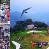 Campeonato de voo livre e blocos de Carnaval entre as atrações deste fim de semana