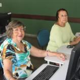 Curso de Inclusão Digital para idosos é iniciado em Centro de Cidadania de Itaipava