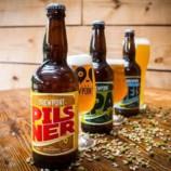 Cervejaria lança seus três primeiros rótulos