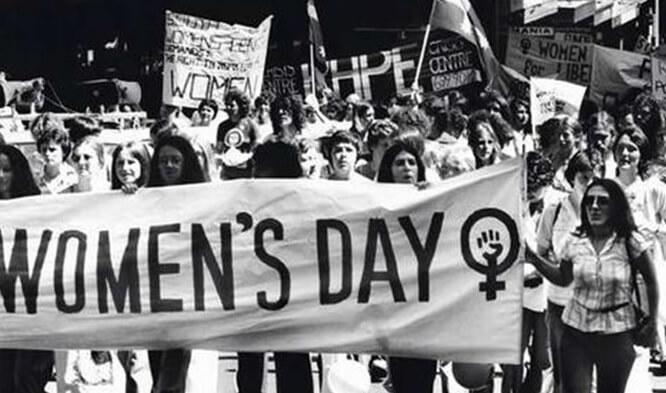 Resultado de imagem para imagem luta dia da mulher