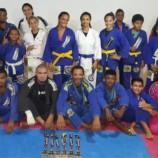 Equipe Team Buda Jiu-Jitsu conquista oito medalhas no Rio Challenge 2017