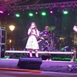 Gargamel Trio, Tokaia e Gabriel Silva fazem torcida por Valentina neste domingo na Praça da Liberdade