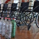 Campanha Anel da Solidariedade entrega cadeiras de rodas ao Instituto Imaculado Coração de Maria e à Escola Municipal Paulo Freire