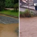 Defesa Civil registra pequeno deslizamento de terra no Morin