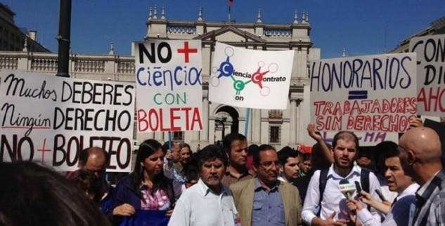 Petrópolis participa da Marcha pela Ciência