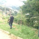 Meio Ambiente e Guarda Civil flagram loteamento e oficinas mecânicas irregulares