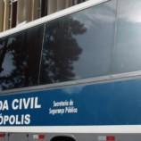 Ônibus de videomonitoramento será usado para segurança durante a Exposição