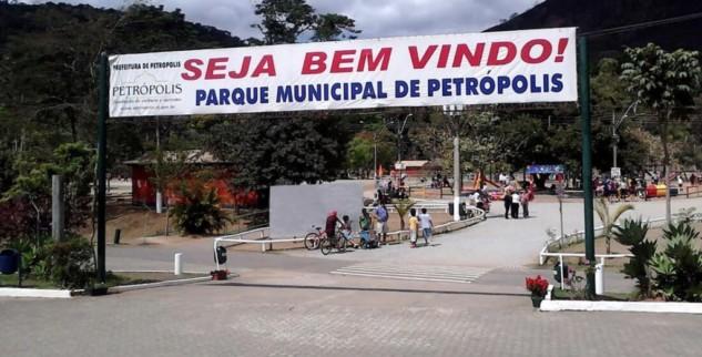 Parque Municipal se prepara para receber 180 mil pessoas em 8 dias