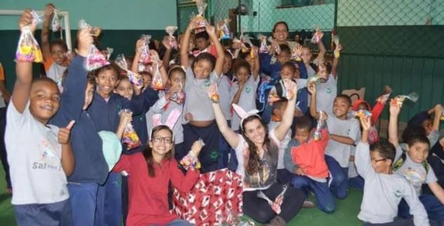 Grupo Amizade Solidária lança 5ª Campanha Páscoa Solidária