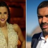 Soprano Anna Hannickel e barítono Frederico de Oliveira se apresentam no Theatro Dom Pedro