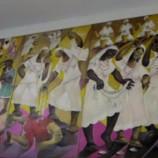 Painel de Ruy Albuquerque é restaurado e recolocado no Centro de Cultura Raul de Leoni