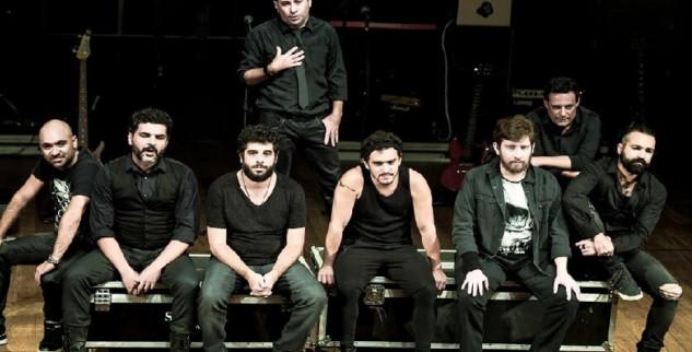Espetáculo que comemora 30 anos de disco da banda Titãs se apresenta em Petrópolis