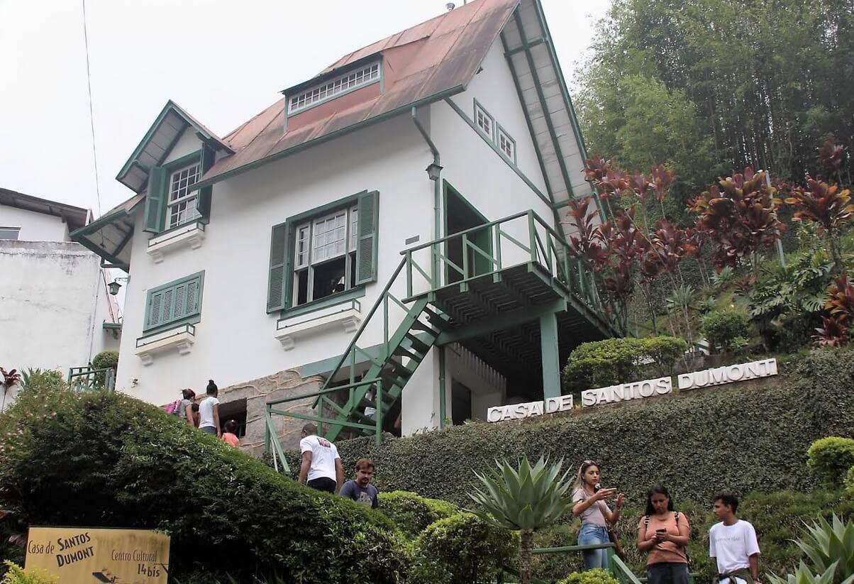 Museus Casa do Colono e Casa de Santos Dumont com programação especial na Semana Nacional dos Museus